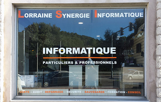 Lorraine Alarme Protection magasin Toul
