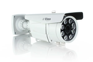Caméra Infrarouge IP - 1.3 MP -