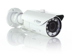 Caméra Infrarouge IP - 2 MP -