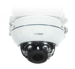 Dôme Infrarouge IP - 1.3 MP -
